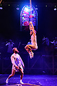"""Cirque Alfonse presents """"Tabarnak"""", in the Lafayette, at Circus Hub, on The Meadows, as part of the Edinburgh Festival Fringe."""