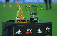 The match trophies for the rugby match between North and South at Sky Stadium in Wellington, New Zealand on Saturday, 5 September 2020. Photo: Dave Lintott / lintottphoto.co.nz