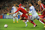 UEFA European Championship at Cardiff City Stadium - Wales v Cyprus : <br /> Gareth Bale of Wales makes a run in the second half.