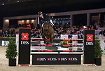 Max Kuhner of Austria riding PSG Future the Longines Speed Challenge during the Longines Masters of Hong Kong at AsiaWorld-Expo on 10 February 2018, in Hong Kong, Hong Kong. Photo by Ian Walton / Power Sport Images