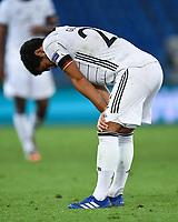 6th August 2020, Basel, Switzerland. UEFA National League football, Switzerland versus Germany;  Ilkay Guendogan (Ger) as Switzerland scores their goal