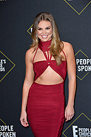 SANTA MONICA, USA. November 11, 2019: Hannah Brown at the 2019 E! People's Choice Awards at Santa Monica Barker Hangar.<br /> Picture: Paul Smith/Featureflash