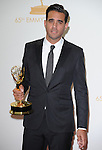 Bobby Cannavale attends 65th Annual Primetime Emmy Awards - Arrivals held at The Nokia Theatre L.A. Live in Los Angeles, California on September 22,2012                                                                               © 2013 DVS / Hollywood Press Agency