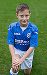 St Johnstone Academy U12's<br /> Jamie Oswald<br /> Picture by Graeme Hart.<br /> Copyright Perthshire Picture Agency<br /> Tel: 01738 623350  Mobile: 07990 594431
