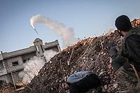 SYRIA: THE WAR IN NO MAN'S LAND (2013)