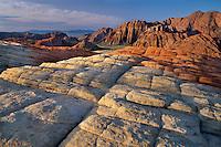 Navajo sandstone designs<br /> Snow Canyon<br /> Snow Canyon State Park<br /> Colorado Plateau,  Utah