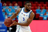 11-02-2021: Basketbal: Donar Groningen v Apollo Amsterdam: Groningen  Donar speler Jarred Ogungbemi-Jackson