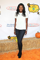 UNIVERSAL CITY, CA - OCTOBER 21:  Coco Jones at the Camp Ronald McDonald for Good Times 20th Annual Halloween Carnival at the Universal Studios Backlot on October 21, 2012 in Universal City, California. © mpi28/MediaPunch Inc. /NortePhoto