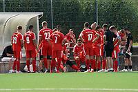 Besprechung SKV Büttelborn - 15.08.2021 Büttelborn: SV Klein-Gerau vs. SKG Bauschheim, A-Liga