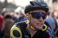 Niki Terpstra (NED/Direct Energie), post race<br /> <br /> 82nd Gent – Wevelgem in Flanders Fields 2019 (1.UWT)<br /> Deinze – Wevelgem: 251,5km<br /> ©kramon