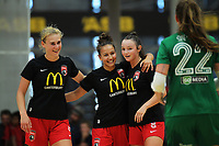 190217 Women's Superleague Futsal Final - Canterbury v Capital
