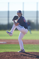 Jayden Fournier (45), from Olympia, Washington, while playing for the Astros during the Under Armour Baseball Factory Recruiting Classic at Red Mountain Baseball Complex on December 28, 2017 in Mesa, Arizona. (Zachary Lucy/Four Seam Images)
