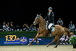 Marc Houtzager of Netherlands riding Sterrehof's Uppity in action during the Gucci Gold Cup as part of the Longines Hong Kong Masters on 14 February 2015, at the Asia World Expo, outskirts Hong Kong, China. Photo by Johanna Frank / Power Sport Images