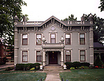 The Russel Cooper House.115 East Gambier.Mount Vernon, OH
