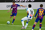 8th July 2020; Camp Nou, Barcelona, Catalonia, Spain; La Liga Football, Barcelona versus Espanyol; Picture show Sergi Roberto