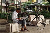 China, Kanton (Canton, Guangzhou), am Perlfluss
