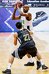 Austin Bryant M #23 of Tycoon Basketball Team looks to pass the ball during the Hong Kong Basketball League game between Tycoon vs Eagle at Southorn Stadium on May 11, 2018 in Hong Kong. Photo by Yu Chun Christopher Wong / Power Sport Images