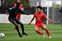 Yuya Taguchi of Canterbury United during the ISPS Handa Men's Premiership - Team Wellington v Canterbury Utd at David Farrington Park, Wellington on Saturday 19 December 2020.<br /> Copyright photo: Masanori Udagawa /  www.photosport.nz