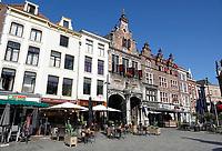 Nederland  Nijmegen  - September 2020 .  De Grote Markt.    Foto : ANP/ Hollandse Hoogte / Berlinda van Dam