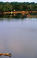 Reserva Extrativista de Pedras Negras<br />rio Guaporé - Rondônia