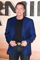 "Arnold Schwarzenegger<br /> at the ""Terminator: Dark Fate"" photocall, London.<br /> <br /> ©Ash Knotek  D3529 17/10/2019"