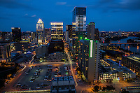 No. 1: Austin, Texas leads the nation as the Biggest Boom Town In The U.S. Austin consistently sits atop Forbes' annual list of the best cities for jobs and scores highly in other demographics rankings. It is the fastest-growing city in the nation, attracting large numbers of college grads, immigrants and families with young children.