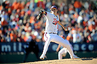 Will Lamb (Pitcher) Clemson Tigers (Photo by Tony Farlow/Four Seam Images)
