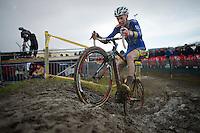 European Champion Michael Vanthourenhout (BEL)<br /> <br /> 2014 Noordzeecross