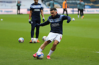 Ilias Chair of Queens Park Rangers warming up during Queens Park Rangers vs Watford, Sky Bet EFL Championship Football at The Kiyan Prince Foundation Stadium on 21st November 2020