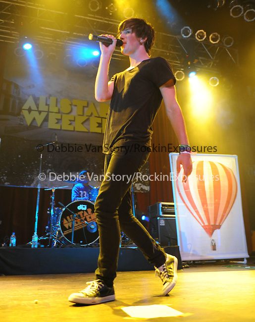 performs live at HOB  in Anaheim, California on August 14,2010                                                                   Copyright 2010 Debbie VanStory / RockinExposures