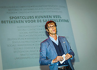 Nieuwegein,  Netherlands, 24 November 2018, KNLTB Year congress KNLTB, Roger Davids, Chairman KNLTB<br /> Photo: Tennisimages.com/Henk Koster