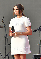 NEW YORK, NY- SEPTEMBER 25: Meghan Markle at the 2021 Global Citizen Live Festival at the Great Lawn in Central Park, New York City on September 25, 2021. Credit: John Palmer/MediaPunch