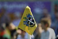Corner flag during Sutton United vs Stevenage, Sky Bet EFL League 2 Football at the VBS Community Stadium on 11th September 2021