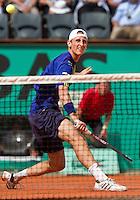28-05-10, Tennis, France, Paris, Roland Garros, Thiemo de Bakker