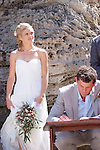 Kangaroo island wedding Its all in the look of a bride her future and love together