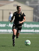 Kristen Graczyk. Washington Freedom defeated FC Gold Pride 4-3 at Buck Shaw Stadium in Santa Clara, California on April 26, 2009.