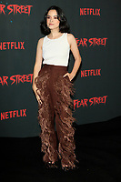 LOS ANGELES - JUN 28:  Julia Rehwald at Netflix's Fear Street Triology Premiere at the LA STATE HISTORIC PARK on June 28, 2021 in Los Angeles, CA