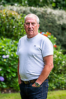 BNPS.co.uk (01202 558833)<br /> Pic: MaxWillcock/BNPS<br /> <br /> Pictured: Alan Bruce, who had his Rolex watch stolen in Wimborne.<br /> <br /> The 'Rolex Rippers' are believed to have struck 23 times in southern England, especially in Dorset and Hampshire.<br /> <br /> The serial watch thieves target elderly men for their expensive watches in affluent areas and close to exclusive golf clubs.