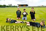 Listowel Emmets Bord Na nOg: Front: Brendan Moriarity & Michael D O'Mahony. Back : Ruairi O'Connell, Cian Casey & Ciaran Moriarity.