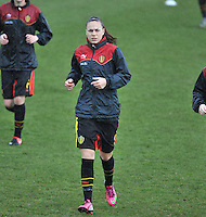 Russia U19 - Belgium U19 : Jassina Blom.foto DAVID CATRY / Nikonpro.be