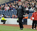 12/04/2008    Copyright Pic: James Stewart.File Name : sct_jspa41_qots_v_aberdeen.QUEEN OF THE SOUTH MANAGER GORDON CHISHOLM WATCHES HIS SIDE BEAT ABERDEEN.James Stewart Photo Agency 19 Carronlea Drive, Falkirk. FK2 8DN      Vat Reg No. 607 6932 25.Studio      : +44 (0)1324 611191 .Mobile      : +44 (0)7721 416997.E-mail  :  jim@jspa.co.uk.If you require further information then contact Jim Stewart on any of the numbers above........
