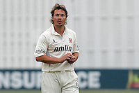 Graham Napier of Essex prepares to bowl - Essex CCC vs Gloucestershire CCC - LV County Championship Division Two Cricket at Castle Park, Colchester - 18/08/11 - MANDATORY CREDIT: Gavin Ellis/TGSPHOTO - Self billing applies where appropriate - Tel: 0845 094 6026