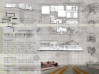 Student entry in FSDA's ADU Competition 2004. Nathan White. Board 2.