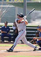 Brian Bocock / San Francisco Giants 2008 Instructional League..Photo by:  Bill Mitchell/Four Seam Images