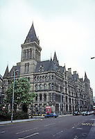 Manchester: not labeled. Town Hall from another view?