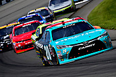 NASCAR XFINITY Series<br /> Pocono Green 250<br /> Pocono Raceway, Long Pond, PA USA<br /> Saturday 10 June 2017<br /> Kyle Benjamin, Hisense Toyota Camry<br /> World Copyright: Rusty Jarrett<br /> LAT Images<br /> ref: Digital Image 17POC1rj_2838