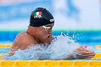 50m Breaststroke Men<br /> Semi-Final<br /> RIZZARDI Federico ITA<br /> LEN European Junior Swimming Championships 2021<br /> Rome 2178<br /> Stadio Del Nuoto Foro Italico <br /> Photo Andrea Masini / Deepbluemedia / Insidefoto