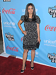 Parminder Nagra at The Second Annual UNICEF Playlist with the A-List held at The El Rey Theatre in Los Angeles, California on March 15,2012                                                                               © 2012 Hollywood Press Agency