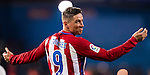 Fernando Torres of Atletico de Madrid reacts during their La Liga match between Atletico de Madrid and Real Madrid at the Vicente Calderón Stadium on 19 November 2016 in Madrid, Spain. Photo by Diego Gonzalez Souto / Power Sport Images