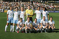 Chicago Red Stars Starting Eleven. FC Gold Pride tied the Chicago Red Stars 1-1 at Buck Shaw Stadium in Santa Clara, California on June 7th, 2009.